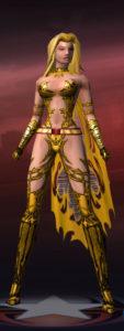 Kallisti Gold in City of Heroes